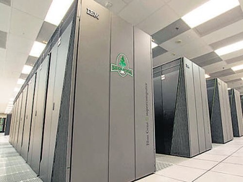 India Working On Building Fastest Supercomputer Deccan Herald