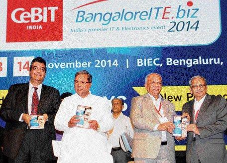 Karnataka extends CeBIT-tinted bouquet to sulking IT/BT firms