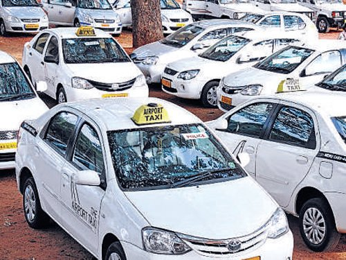 All is not 'fare' with taxi operators