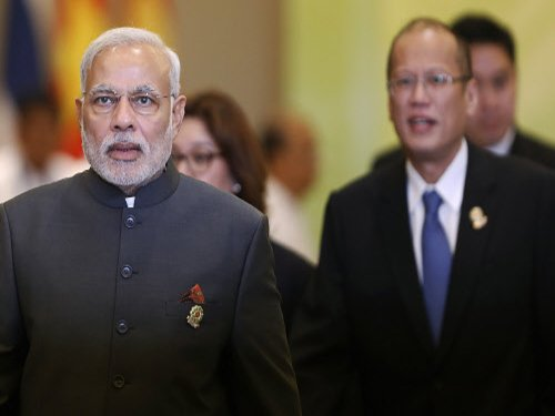Processes for inking FTA underway: Philippines assures India