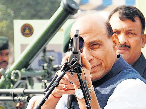 AK-47, X-95 to replace CRPF personnel's Insas