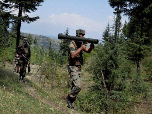 Two LeT militants, civilian killed in encounter