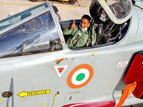 IAF gives 'wings' to 14-year-old cancer patient