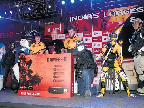 Largest-ever gaming tourney takes off
