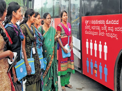 BMTC launches month-long diabetes campaign
