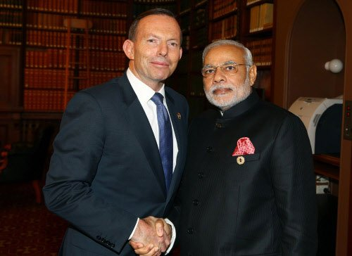 Modi makes strong pitch for repatriation of black money
