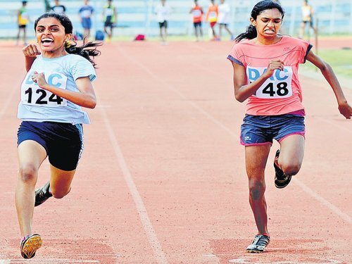Pavan pockets two golds