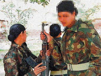 Women commandos to man Maoist areas