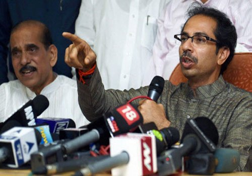Sena may come together with BJP, hints Joshi