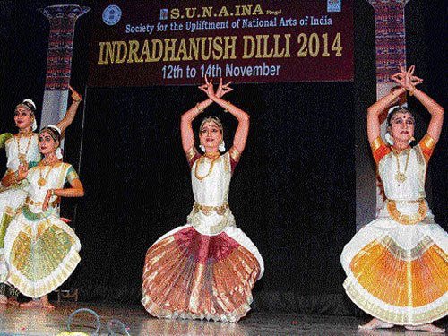 Celebrating the spirit of Indian dance