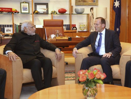 Australia will not be at periphery of India's vision: Modi