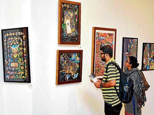 Mysticism enhances Israel's pop art