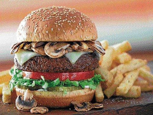 Trending burgers that rocked 2014