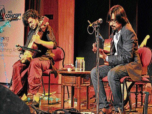 Musical meanderings through Bulleh Shah's world