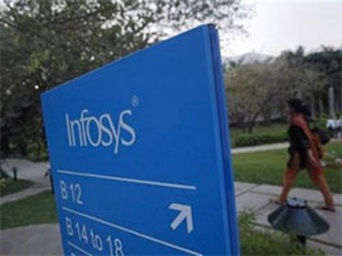 Infosys sacked top BPO executives for allegedly overcharging Apple