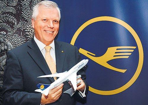 Lufthansa to launch premium economy offering in Bengaluru