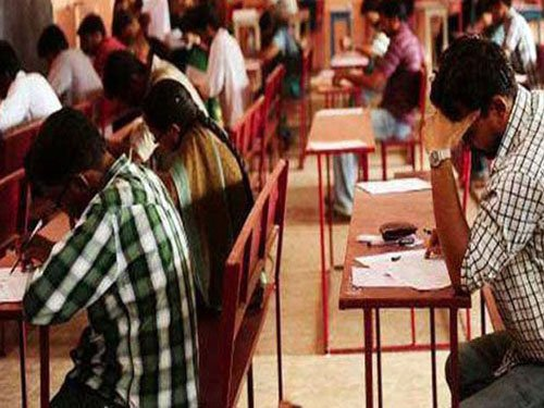 PU exams from Mar 12