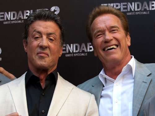 Sylvester Stallone and I hated each other: Arnold