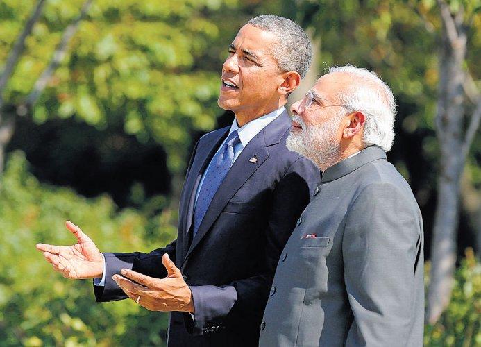 Modi's masterstroke in inviting Obama