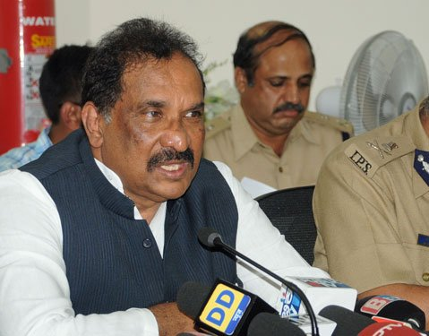 Karna HM rubbishes BJP's charge of Bangalore as 'rape capital'
