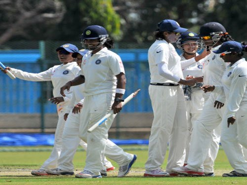 Indian eves all set for one-day series