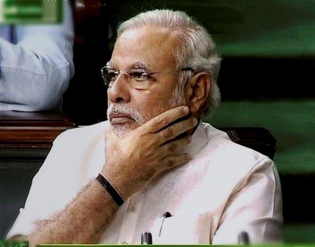 PM condoles Deora's demise
