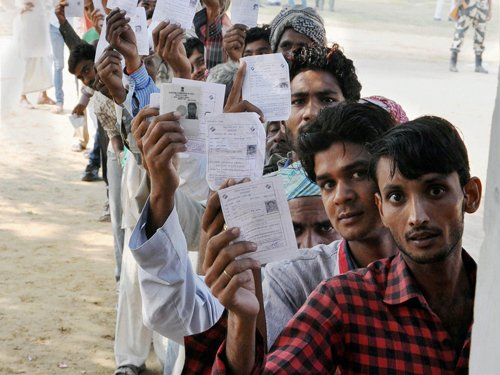 Polling for first phase in 15 constituencies tomorrow in J-K