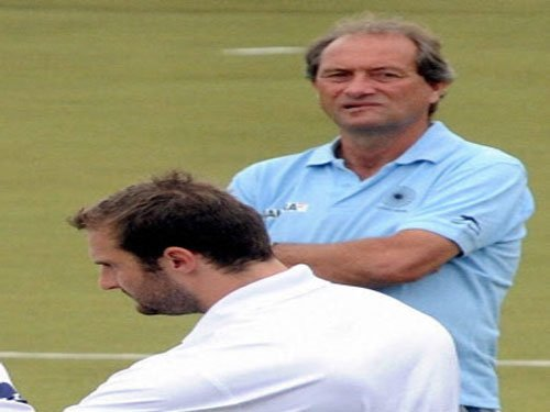 Oltmans dons the coaching role again as India gear up for Champions Trophy
