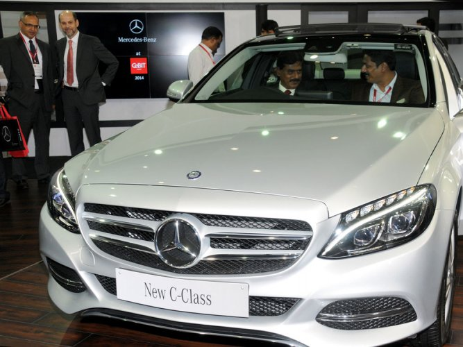Mercedes-Benz launches new C-Class at Rs.40.90 lakh