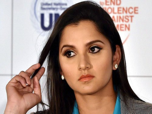 'It is difficult to be a Sania Mirza in this country'