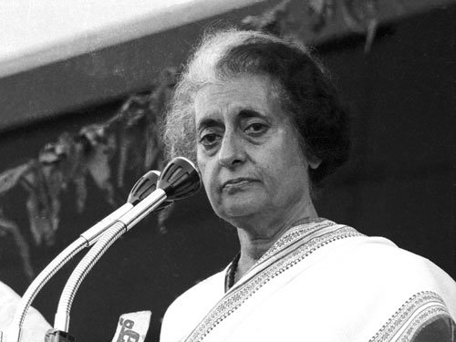 President  book on Indira to hit stands in Dec
