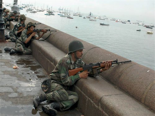 Six years afer 26/11 - maritime security stronger