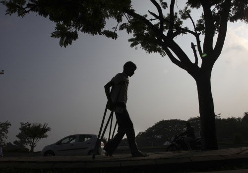Disabled children ten times less likely to be in school: Study