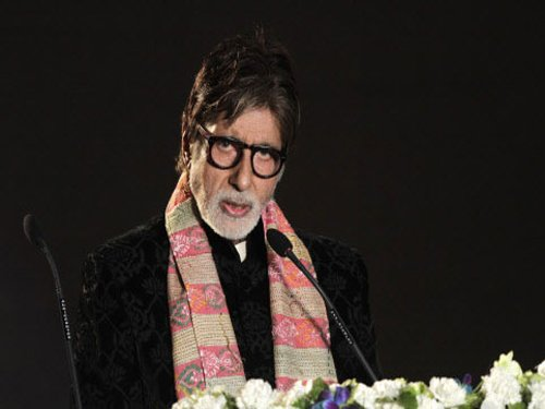 Big B pays tribute to father on his 107th birth anniversary