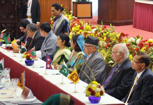 SAARC nations sign energy deal, salvage summit