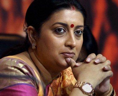 UGC member says Smriti's performance is poor