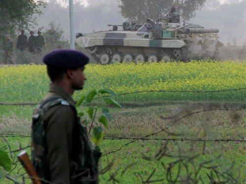Jammu gunfight ends, 11 killed