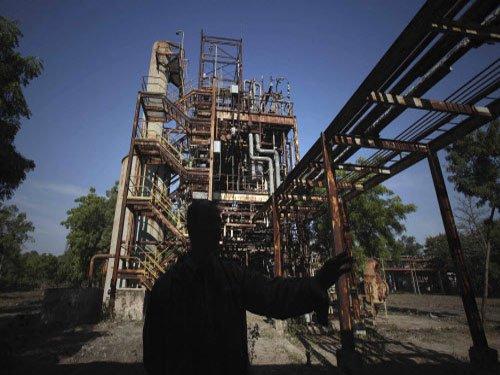 Bhopal gas tragedy: Toxic waste disposal still awaited