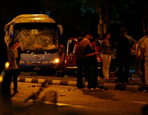 Singapore riots: Indian to be caned for instigating crowd