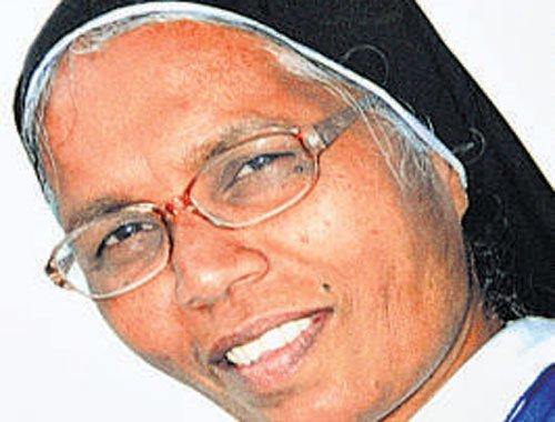 Nirmala Rani school principal falls to death