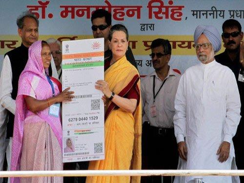 Govt plans to link PAN cards with Aadhaar numbers