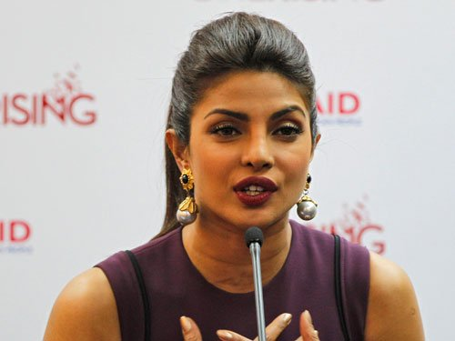 Want to inspire future actresses to take risks: Priyanka