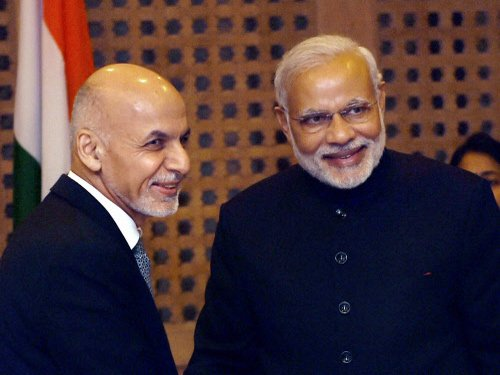 Afghanistan unhappy over delay in supply of arms from India