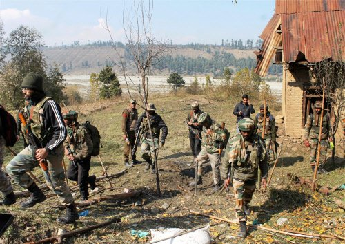 Kashmir sarpanch killed by guerrillas