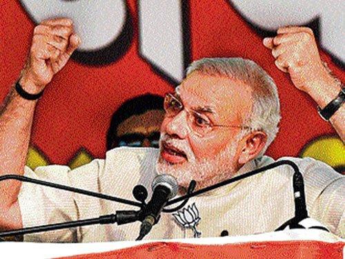 NC complains to EC against Modi speeches