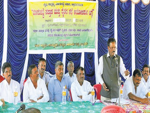 'Youth losing interest in agriculture'