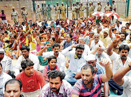 Prayers answered, say Mandur residents