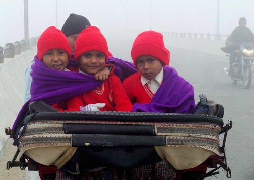 2014 winter likely to be less cold than usual: IMD