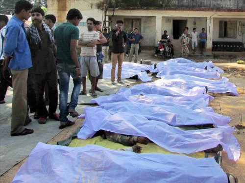 Naxal ambush planned by local cadres camping in Bastar: police