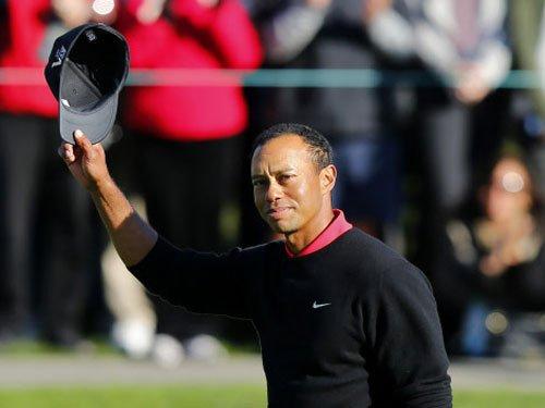 Tiger Woods is now Hero's global brand ambassador